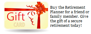 Buy a gift certificate for the Retirement Planner today!