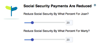 Social Security Benefits Scenario